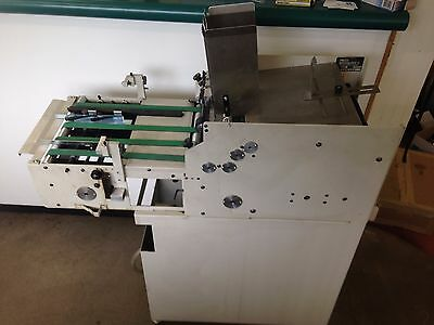 Press Specialties C-393 Envelope Feeder with Conveyor