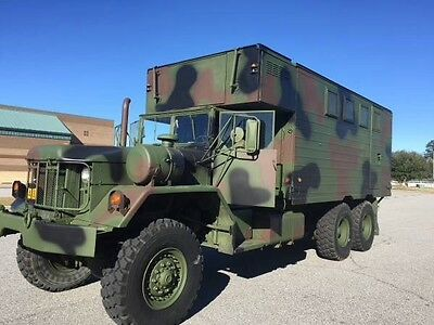 M934,M820, Expandable Off road Camper, bug out vehicle military vehicle