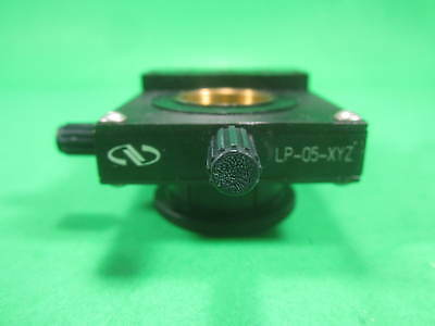 Newport Optical Multi-Axis Lens Positioner -- LP-05-XYZ -- Used