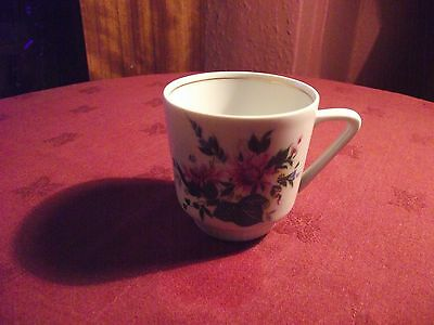 Small Floral Cup