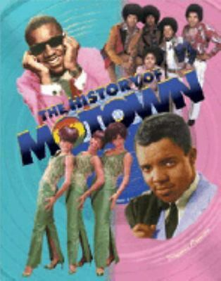 The History of Motown (African American Achievers)-ExLibrary