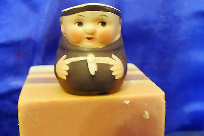 Vintage  Miniature Goebell Monk Character Jug Made In Western Germany