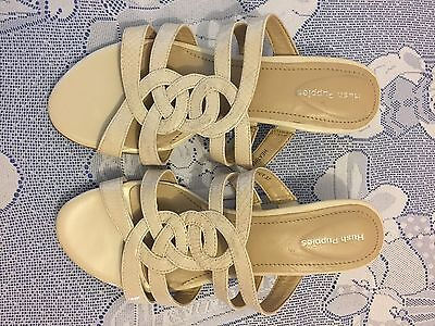 Hush puppies sandals shoes new without tags heather size 37 6.5