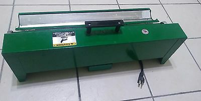 Greenlee 849 1/2 2 Inch Pvc Heater Bender Works Mint Condition