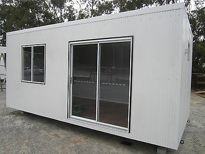 6X3 Portable Building/Donga/Site Office