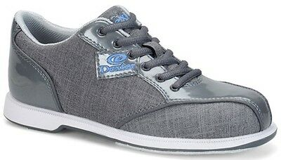 Lady Dexter ANA Grey Bowling Ball Shoes Various Sizes