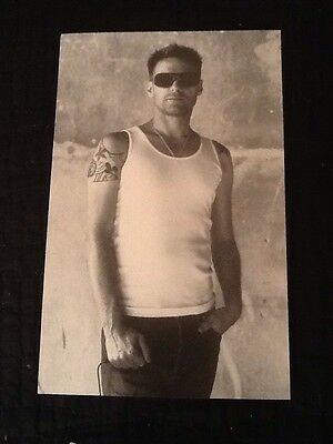 Bryan Adams , Extremely Rare Official 2005 Fanclub Photo