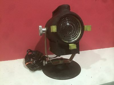 Vintage 1930's/'40's Cycon Stage Light