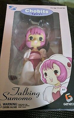 Excellent Chobits Sumomo Talking Figure Speech function works