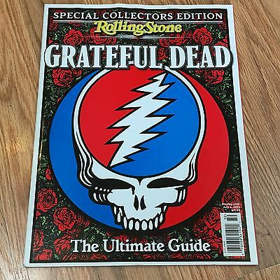 Rolling Stone Special Collector's Edition Grateful Dead The Ultimate Guide Nice