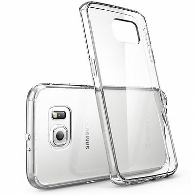Ultra Thin Clear Soft Silicone Gel Case Cover For Samsung Galaxy S6 (16)
