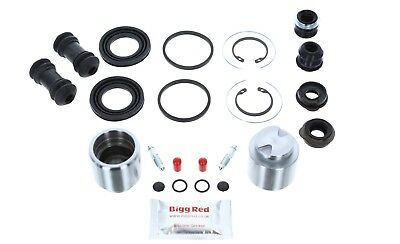 REAR Brake Caliper Seal & Piston Repair Kit (2) for Toyota MR2 1999-2007 (BRKP99