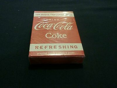 Bicycle Coke Coca-Cola Playing Cards Pause That Refreshes 2010 Edition