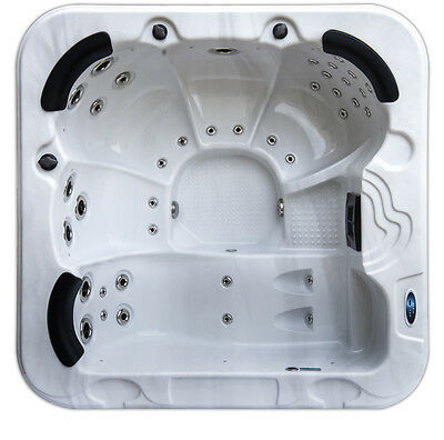 Brand New - Surf Balboa Luxury 5 Seater Outdoor Spa Pool