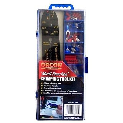 Multi Function Crimping Tool Kit - Orcon