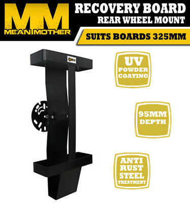 Mean Mother Recovery Board Rear Wheel Holder TRED PRO Maxtrax
