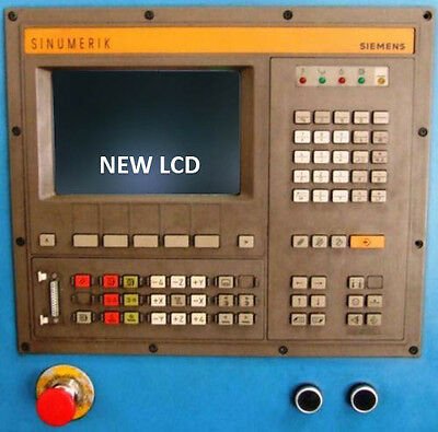 Reduced price! LCD upgrade kit for Siemens Sinumerik 576744 can ship overnight