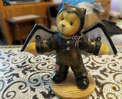Cherished Teddies Barry I'm Batty Over You by Enesco
