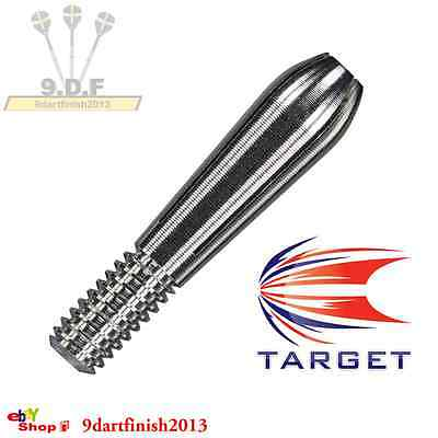 Target Aluminium Spare Tops for Grip Style Aluminium Shafts/Stems