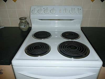 Stove  Westinghouse 54cms Electric Upright  5yrs old
