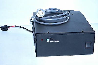 Codan 9114 Power supply for SSB HF Radio Transceiver - 13.8VDC/16A