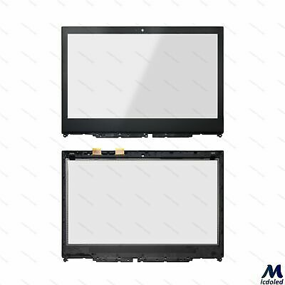 "14"" Touch Screen Glass Digitizer for Toshiba Satellite Radius L40DW-C with Bezel"