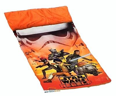 Disney Star Wars Rebels Kids Sleeping Bag