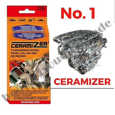 CERAMIZER® !!! 4-stroke engines repair regenerate for Diesel Petrol Lpg