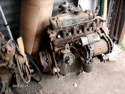 Morris Minor Engines (2 off)