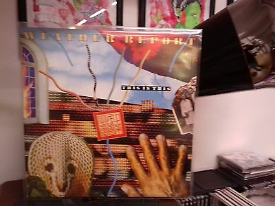 Weather Report This Is This Vinile Lp