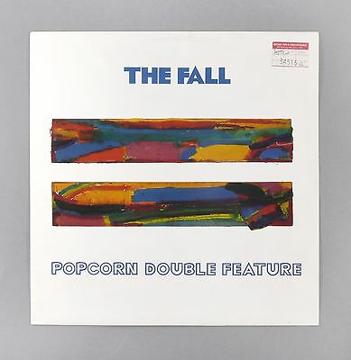 "The Fall - Popcorn Double Feature - NEAR MINT - UK 12"" Vinyl Single - SIN 512"