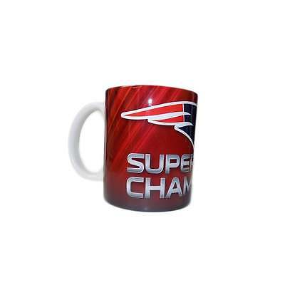 Forever Collectibles NFL New England Patriots Super Bowl 51 Champions Mug
