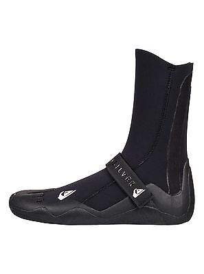 Quiksilver Syncro 7mm Round Toe Wetsuit Boots Mens Unisex Surfing Watersports