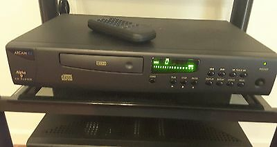 ARCAM ALPHA 9 CD Player with remote