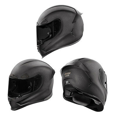 Icon Airframe Pro Ghost Carbon Full Face Street Motorcycle Helmet