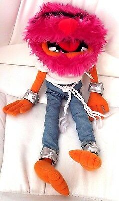 "New Official 17"" Animal Plush Soft Toy From The Muppets Animal"