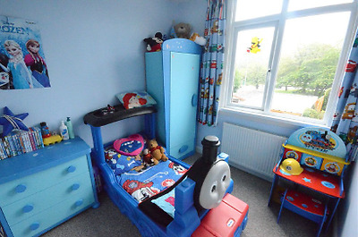 Little Tykes Thomas the Tank Engine Toddler Bed with Storage & Furniture