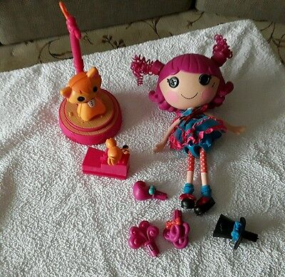 Lalaloopsy  SINGING  &  dancing DOLL WITH ACCESSORIES
