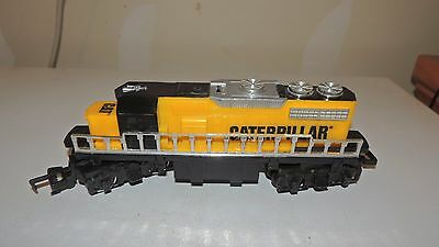 Toy State Caterpillar CAT GP7 Train Engine Tested Battery Operated Lights Up