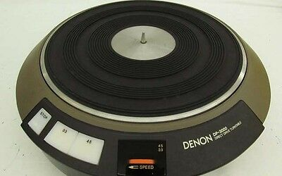 DENON DP-3000 from Japan Used Direct drive turntable