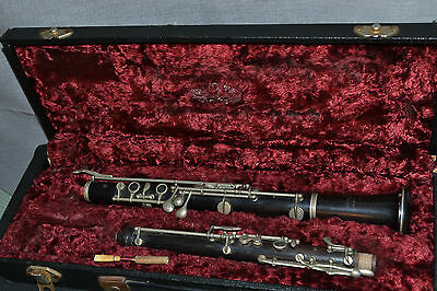 Antique French Oboe Old