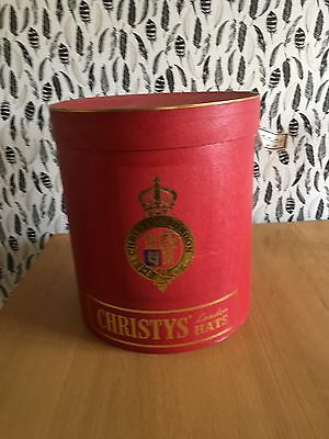 Christy's of London Hat Box  for a top hat