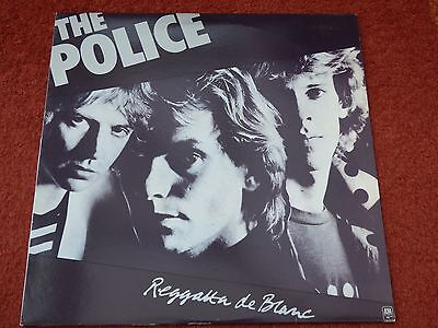 The Police - Regatta de Blanc LP Vinyl 1979 (AMLH64792)
