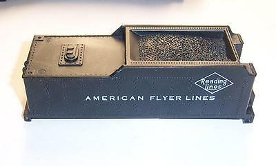 American Flyer S Gauge Parts Reading Lines Tender Plastic Body Shell Top lot 2