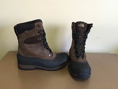 Mens North Face Winter Boots. Size 12