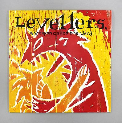 "Levellers - A Weapon Called The Word - 12"" Vinyl LP"