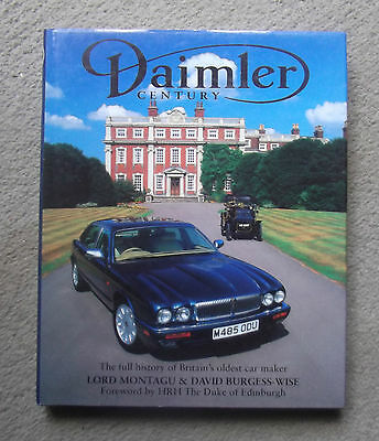 Daimler Century, A Full History Of Britain's Oldest Car Maker