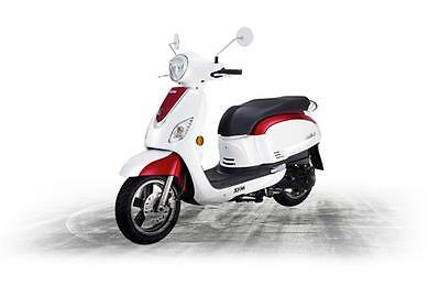 * Brand New 2017 * Sym Fiddle  III 125cc Scooter
