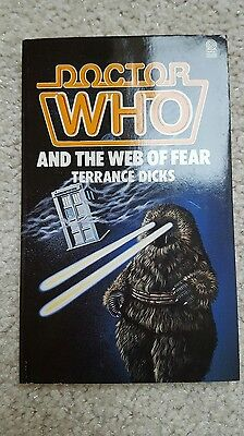 Doctor Who and the Web of Fear by Terrance Dicks (Paperback, 1979)
