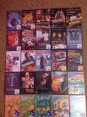 Lot De 25 Dvd  Neuf Sous Blister. Lot 2